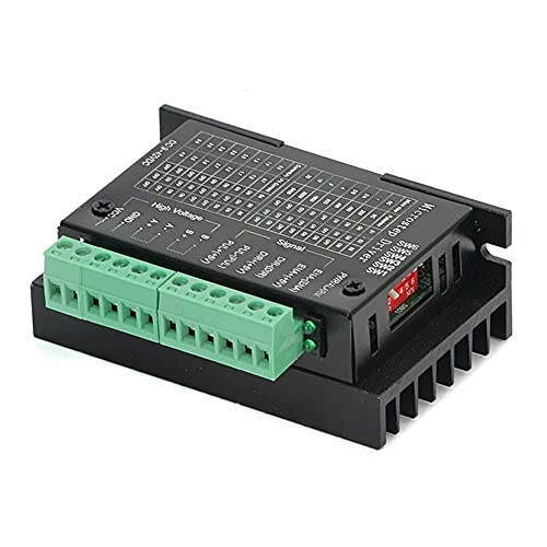 TB6600 driver motore passo-passo 4A 9V-42V 42/57/86 tipo 2 fasi motore passo-passo 4 controller per stampante 3D CNC (1)