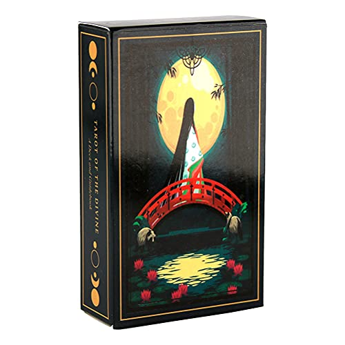 Tarot de Las Tarjetas Divinas,Tarot of The Divine Cards