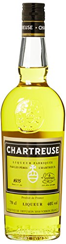 Chartreuse Gelb Likör (1 x 700 ml)