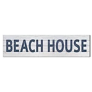 417L6cUvXpL._SS300_ Wooden Beach Signs & Coastal Wood Signs