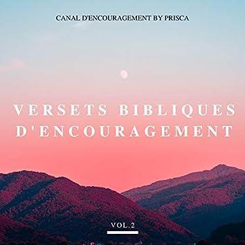 Versets Bibliques d'Encouragement, Vol.2