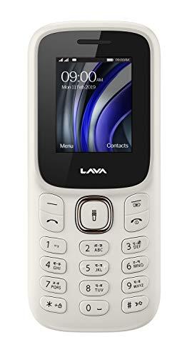 Lava A3 (White Beige)