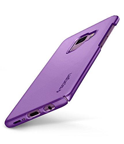 Capa para Galaxy S9 Thin Fit Lilac Purple, Spigen, Capa Anti-Impacto, Lilas
