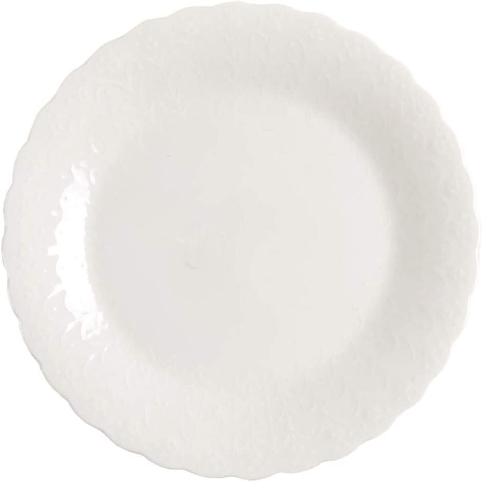 Mikasa White Challenge the lowest price of Japan ☆ Silk Bread Butter Plate Ranking TOP10