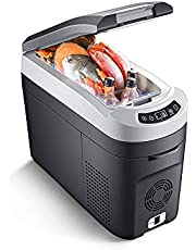 15 Liter Portable Compressor Refrigerator Freezer, 12 V / 24 V.