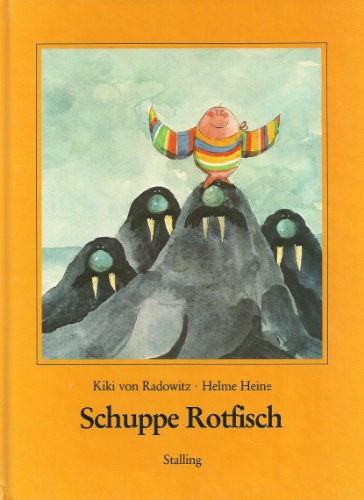 Schuppe Rotfisch