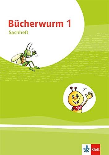 Bücherwurm Sachunterricht 1. Ausgabe Brandenburg, Mecklenburg-Vorpommern, Sachsen-Anhalt, Thüringen: Arbeitsheft Klasse 1