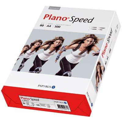 Kopierpapier Plano® Speed, A4, Verkaufsmengeneinheit je 200 PG, 80 g/qm, weiß