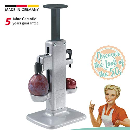 Westmark 4020RT60 Cherry And Plum Stoner Steinex-Combi Retro-Look, One size, Silver/Black