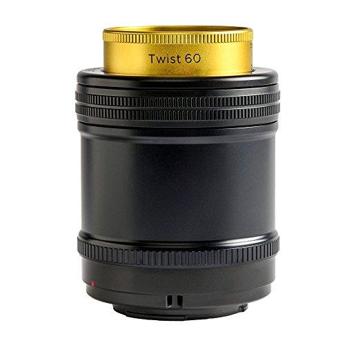 Lensbaby 単焦点レンズ twist 60 60mm F2.5 ソニー αE用 レンズベビー光学系交換システム対応