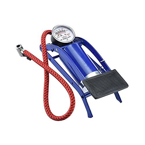 ZHANGAIGUO CCCZY Pedal Inflador Bomba de Aire Inflable Inflador Inflador Colchón Bola Boy Biki Neumático Inflador Accesorios de Motocicleta Air Pumper