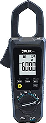 FLIR CM72 Commercial 600A AC Clamp Meter