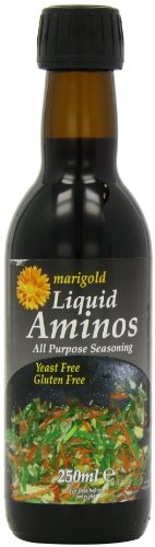 Marigold Liquid Aminos 250ml (Pack of 3)