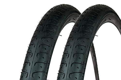 2 Stück 26 Zoll Fahrrad Reifen 40-559 City Bike 26x1.50 Tire Mantel Slick