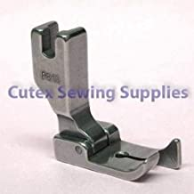CUTEX SEWING Hinged Right Raising Presser Foot With Guide for Top-Stitch #12463H (1 / 16