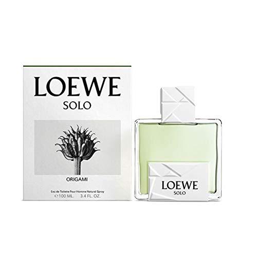 Loewe Solo Loewe Origami Edt Vapo 100 ml - 100 ml