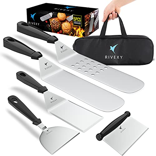 Rivexy Multipurpose Griddle Accessories Kit