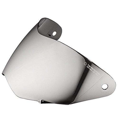 Studds Motocross Mirror Visor (Standrad Size, Mirror Visor)