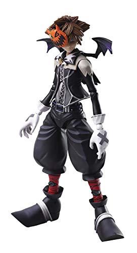 Kingdom Hearts Li Bring Arts Sora Actionfigur Halloween Town Version