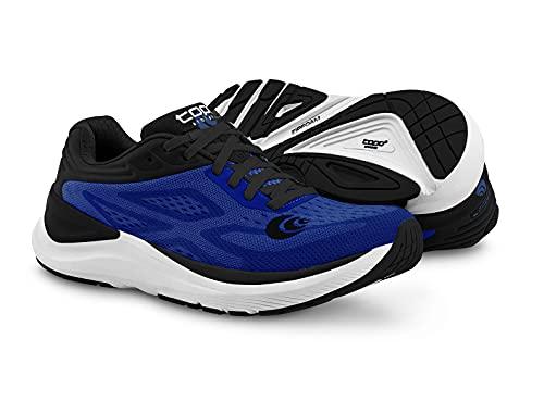 Topo Athletic Ultrafly 3 - Zapatillas de correr para hombre, Cobalto/Negro, 44.5 EU