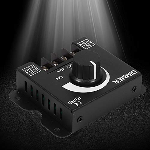 BOTEGRA Proyectos de iluminación Fija de Interruptor, Tira de Controlador LED