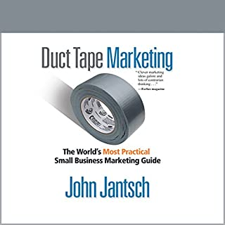 Duct Tape Marketing (Revised and Updated) cover art