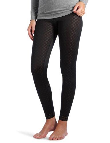 Triumph Damen Lange Unterhose Fabulous Sensation Leg , Gr. 38, Schwarz (BLACK (04))