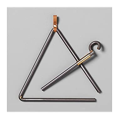 Hearth and Hand with Magnolia Triangle Dinner Bell Joanna Gaines Collection Limited Edition
