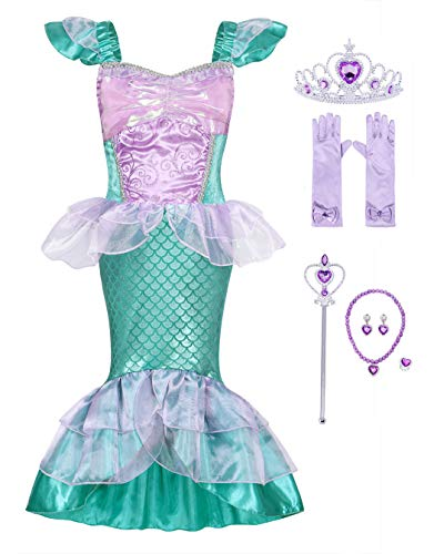 Disfraces De Princesas Para Niña De 6 Años