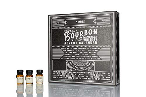 Advent calendar 2020-24 Day Bourbon & American Whiskey