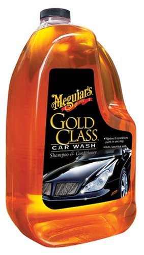 Meguiar's Gold Class Wash Shampoo & Cond, 1 Gallon