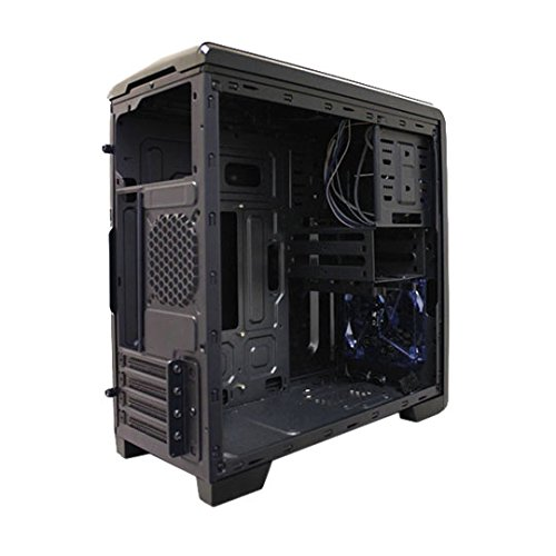 Build My PC, PC Builder, Apevia X-QTIS-BK