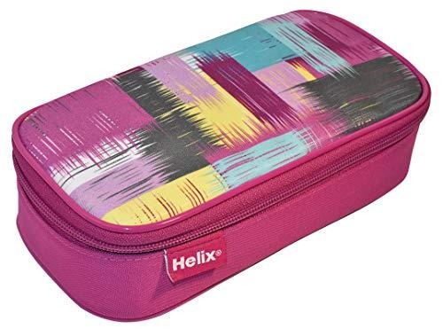 Helix - Astuccio a forma di controller dei videogiochi Astuccio Jumbo rosa neon