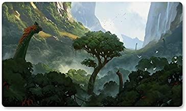 Itlimoc, Cradle Of The Sun - Board Game MTG Playmat Table Mat Games Size 60X35 cm Mousepad Play Mat for Yugioh Pokemon Magic The Gathering