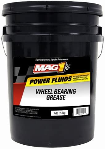 Mag 1 725 Red High-Temperature Wheel - Oakland Mall 5 Grease Gallon Bearing Weekly update