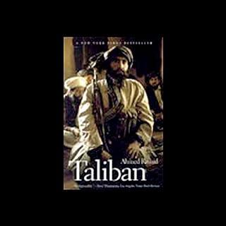 Taliban audiobook cover art