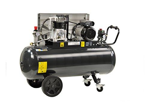 Pro-Lift-Gereedschappen compressor 2,2 kW luchtcompressor 10 bar 230 V afgegeven hoeveelheid 250 l/min werkplaatscompressor persluchtketel 150 l