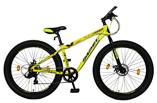 KROSS XPANSE 27.5 Bicycle, Yellow 38.1 cm Frame.