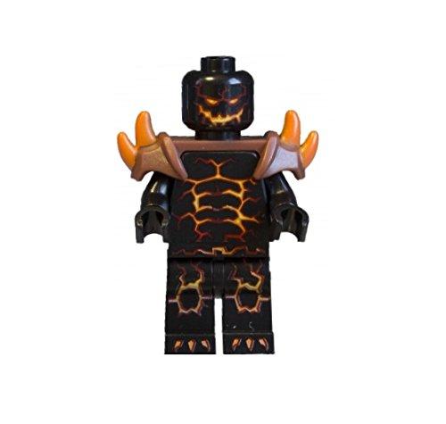 Lego Nexo Knights - Moltor Figur