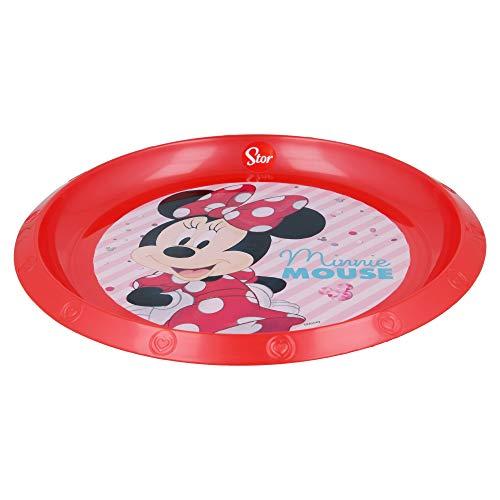 Minnie Mouse 18812 Assiettes