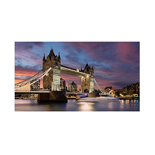 Reliable Art Modern City Landscape Posters Home Decoration Posters and Prints 30x50cm