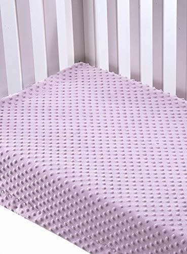 Mantas Mora Coperta Bambini Topitos 80 x 110 cm cm Rosa