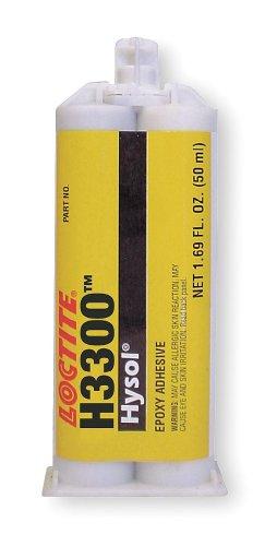 Loctite 83020 H3300 Speedbonder Structural Adhesive, 50 mL Cartridge