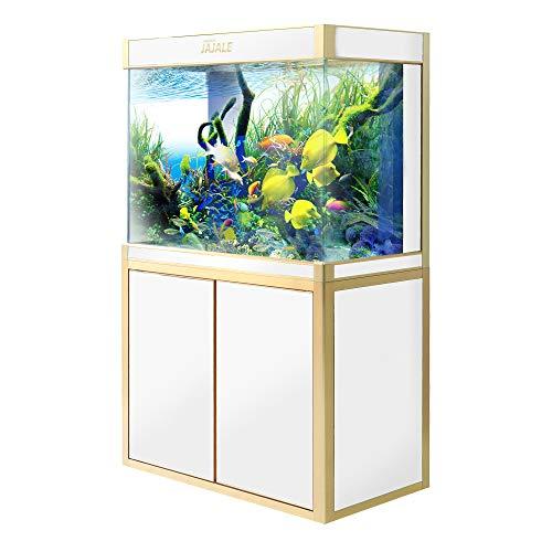 JAJALE Aquarium Fish Tank