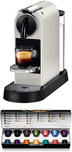 Nespresso EN167.W Citiz Macchina per Caffè Espresso di De'Longhi, Bianco