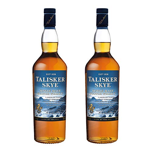 Talisker Skye, 2er, Single Malt, Schottland, Whisky, Scotch, Alcohol, Alcohol, Botella, 45,8%, 700 ml, 698953