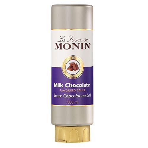 Monin Vollmilch-Schokolade Dicke Sauce 0,5l
