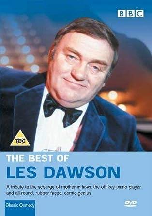 Amazon Com The Best Of Les Dawson Dvd Movies Tv