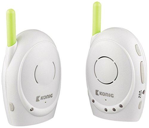 Konig - Monitor para Bebés con Audio Digital De 2,4 GHz