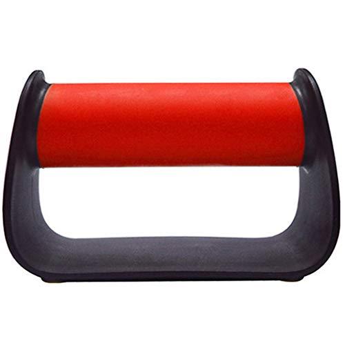 unknow Figutsga Gym Fitness System - Soporte para entrenamiento corporal, color rojo